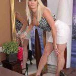Rencontre femme cougar blonde Seine-et-Marne