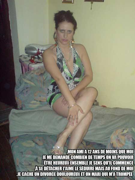 femme cougar divorce douloureux